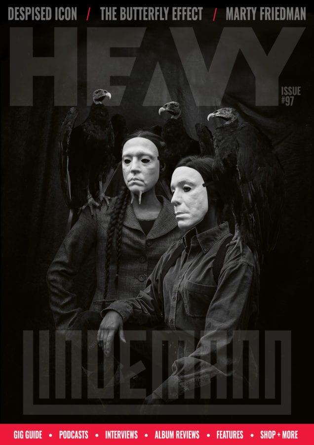 HEAVY Magazine / DIGI-MAG Issue #97