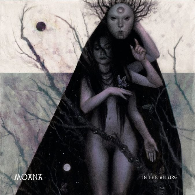 "MOANA, Alt-Rock Poets Release Debut Album, ""In The Allure"" Out this Friday!"