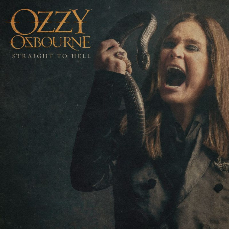 Ozzy Osbourne - Straight To Hell cover