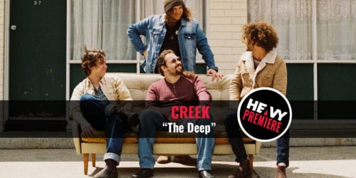Creek band photo