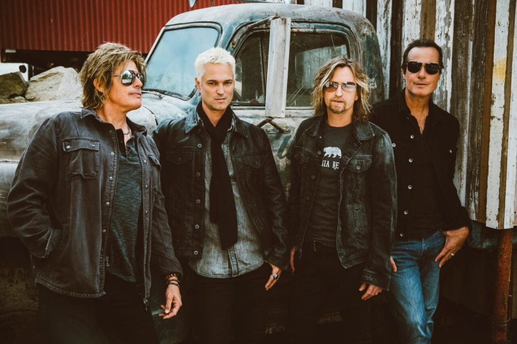 STONE TEMPLE PILOTS Under The Southern Stars