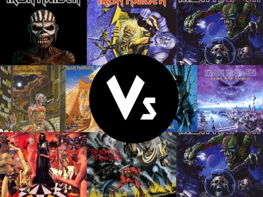 Vs POLL: Which Iron Maiden Album is the Beast?