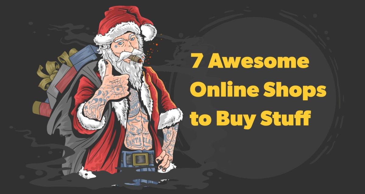 shop graphic