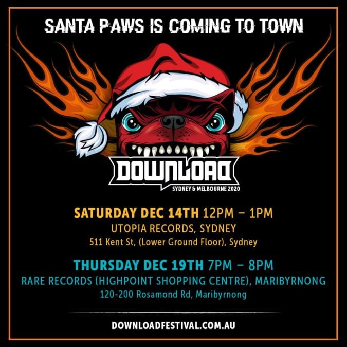 DOWNLOAD 2020  Santa Paws Is Comimg To Town!
