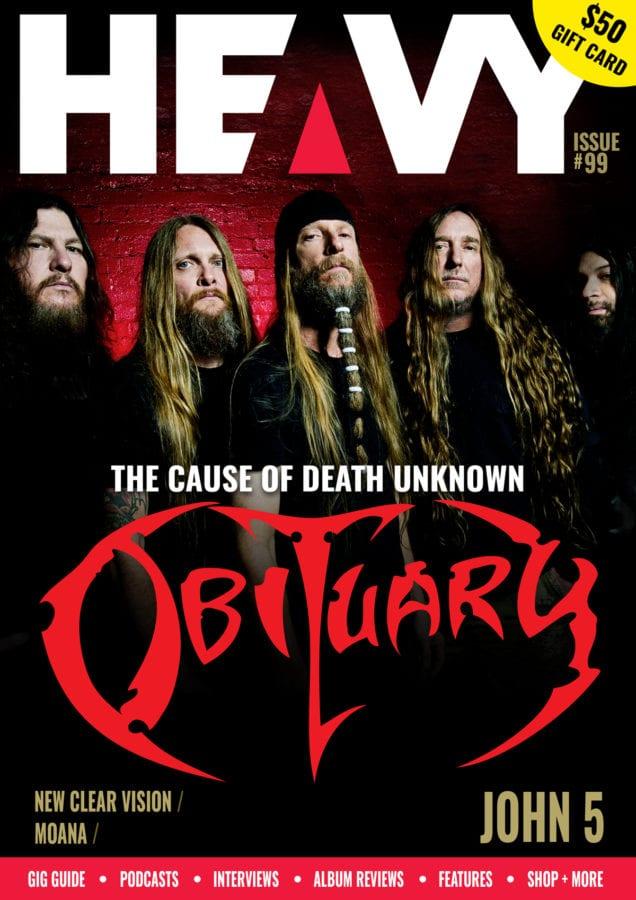 HEAVY Magazine / DIGI-MAG Issue #99