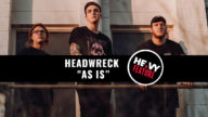 Headwreck band photo