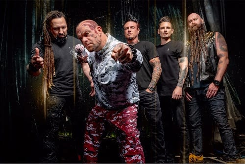 """FIVE FINGER DEATH PUNCH Release New Song """"Full Circle"""" from 'F8'"""