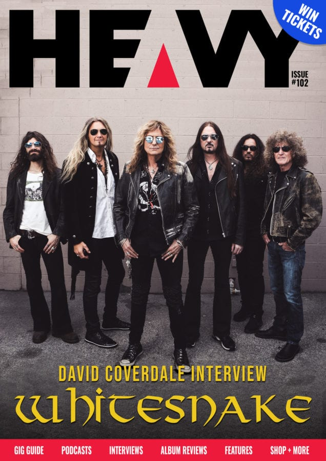 HEAVY Magazine / DIGI-MAG Issue #102