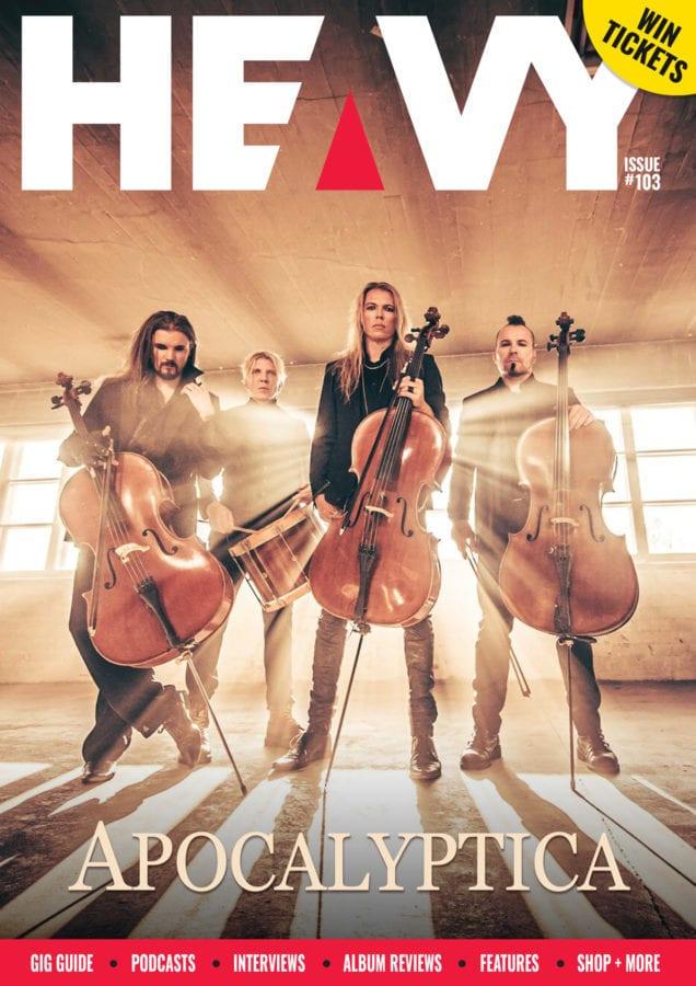 HEAVY Magazine / DIGI-MAG Issue #103