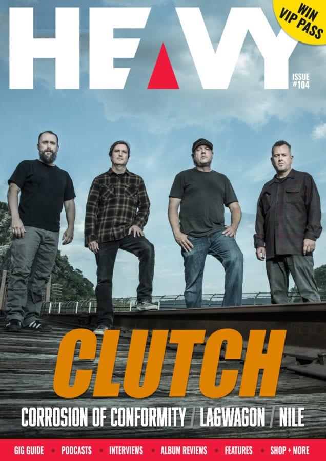 HEAVY Magazine / DIGI-MAG Issue #104