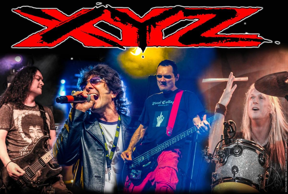 XYZ Spice Up Melodic Rock Fest