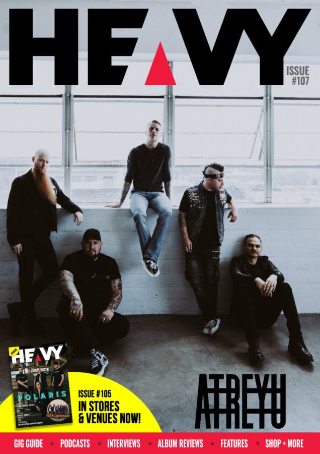 HEAVY Magazine / DIGI-MAG Issue #107