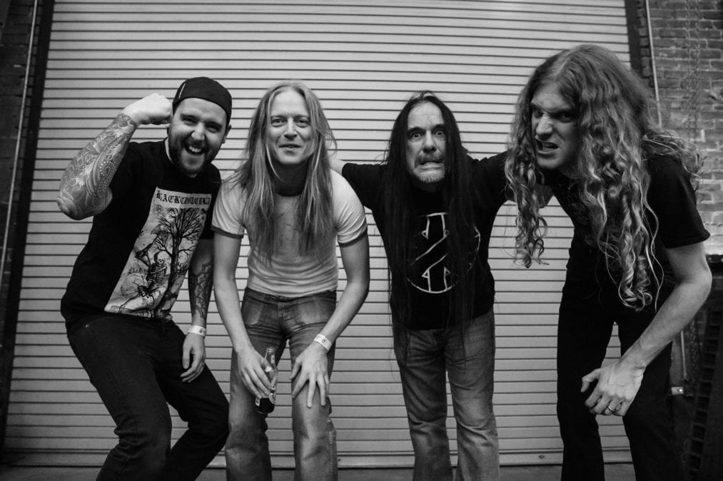 CARCASS are Ready to Sever Arteries