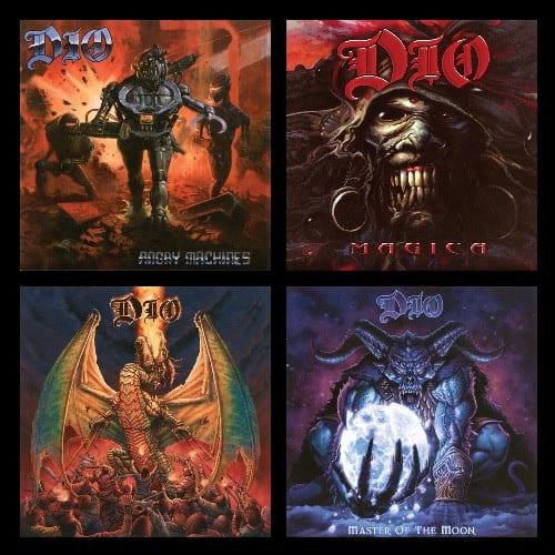 Giveaway: Win DIO Vinyl & CDs!!!