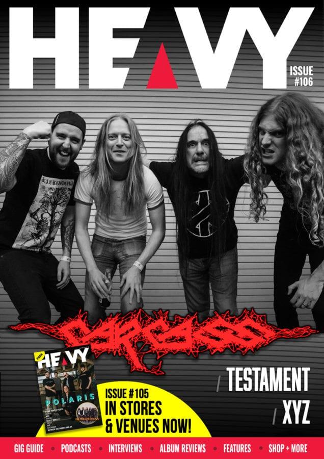 HEAVY Magazine / DIGI-MAG Issue #106