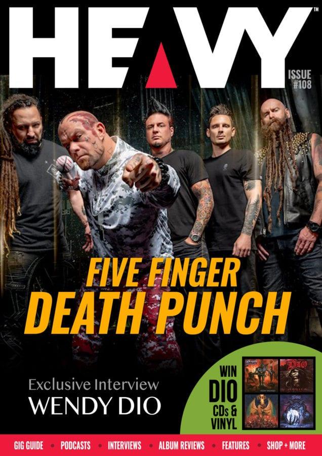 HEAVY Magazine / DIGI-MAG Issue #108