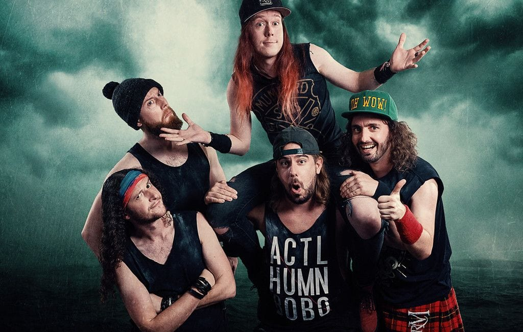 ALESTORM To Bring The Party To Download