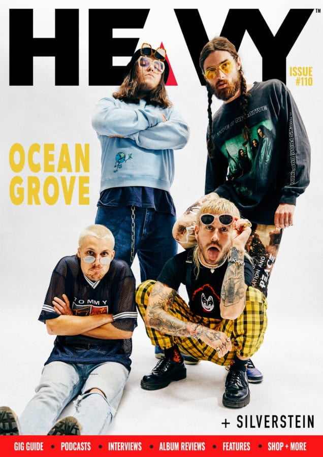 HEAVY Magazine / DIGI-MAG Issue #110
