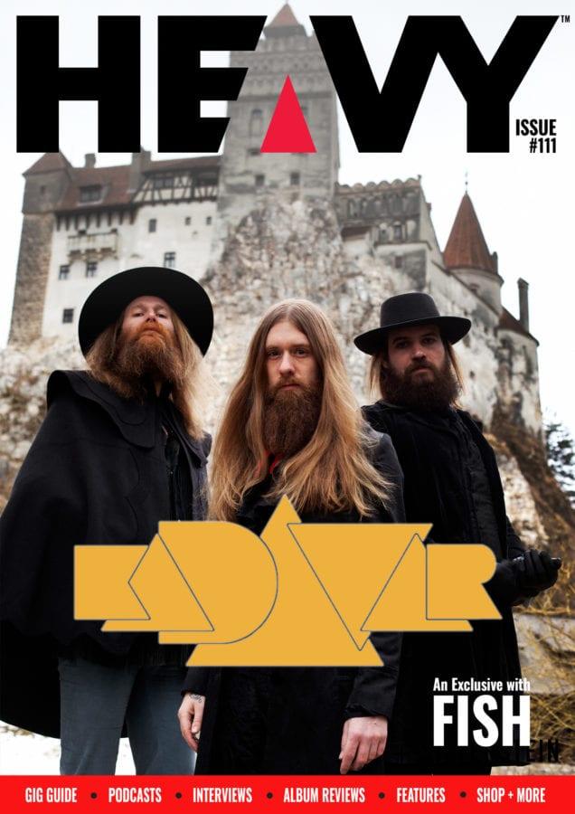 HEAVY Magazine / DIGI-MAG Issue #111