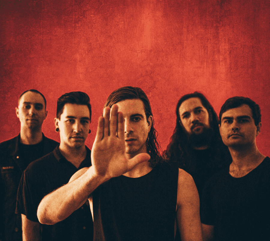"""IN HEARTS WAKE New Song + Video """"Hellbringer"""" featuring Jamie Hails of Polaris"""