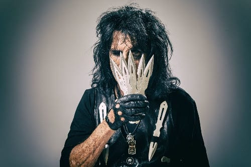 """ALICE COOPER Releases Brand New Song """"Don't Give Up"""""""