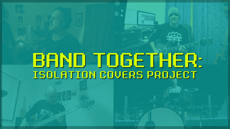 Watch BAND TOGETHER: Isolation Covers Project – Episode #1