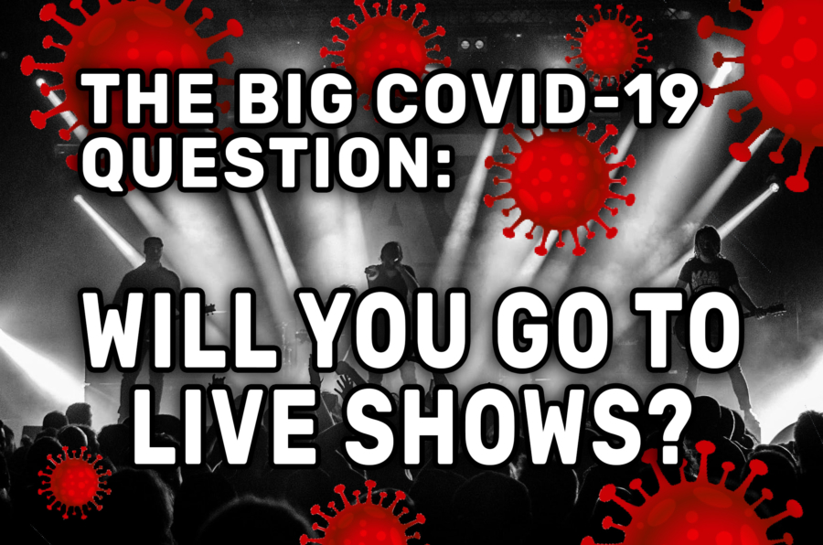 ANSWER THIS: Will you go back to live shows post COVID-19?
