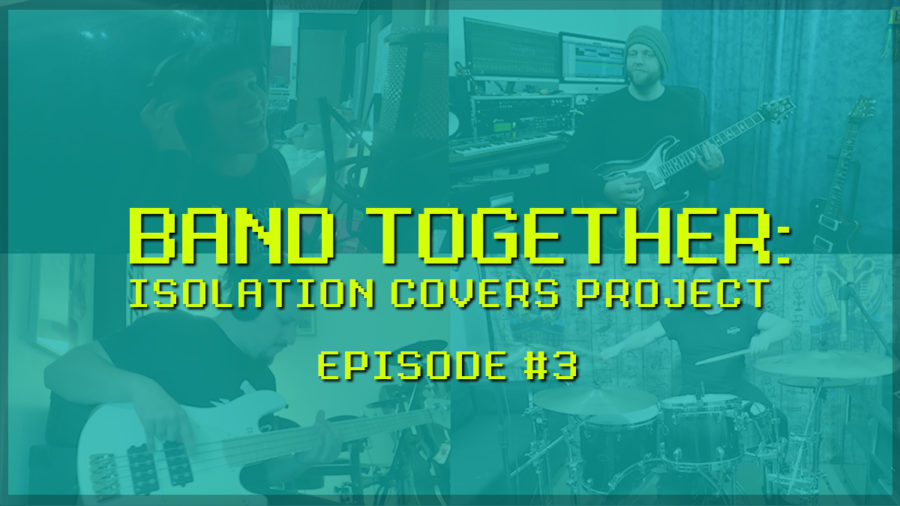 """Watch BAND TOGETHER: Isolation Covers Project – Episode #3 – Flyleaf's """"Chasm"""""""