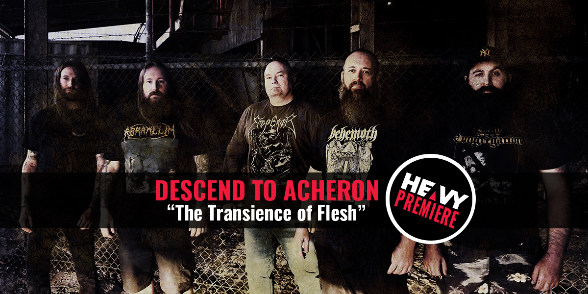 Descend to Acheron band photo