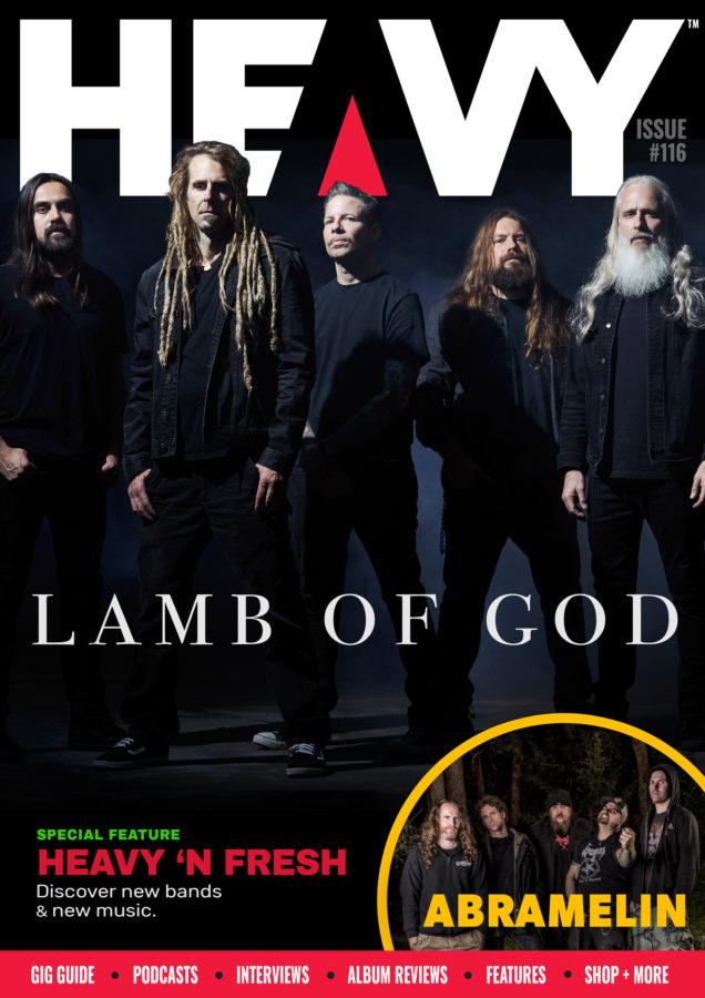 HEAVY Magazine / DIGI-MAG Issue #116