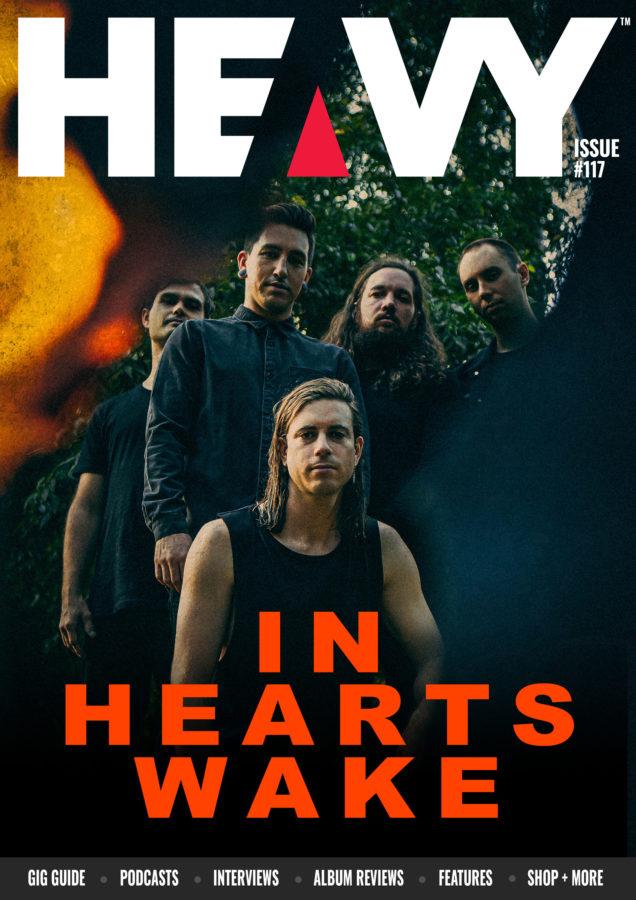 HEAVY Magazine / DIGI-MAG Issue #117