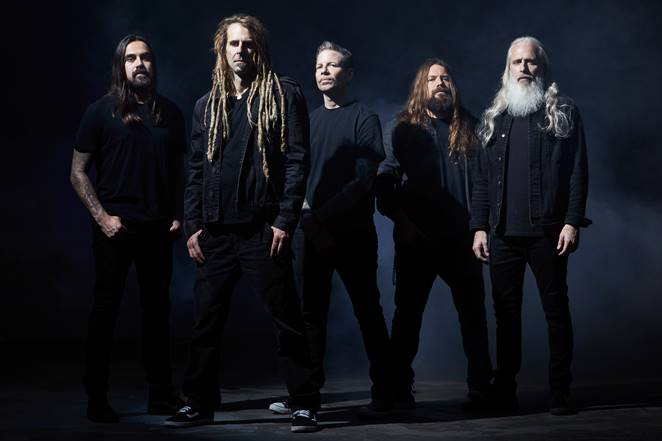MEGADETH, LAMB OF GOD, TRIVIUM and IN FLAMES Team Up For Online Event