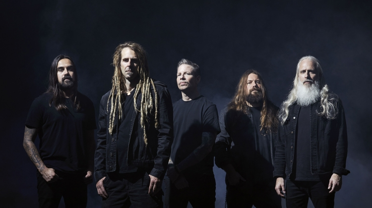 LAMB OF GOD Return To Their Roots
