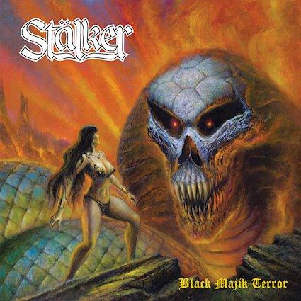 """STALKER """"Black Majik Terror"""""""