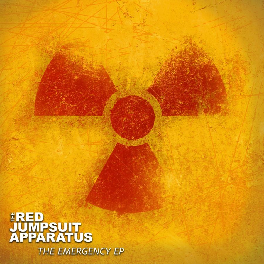 THE RED JUMPSUIT APPARATUS – Emergency EP
