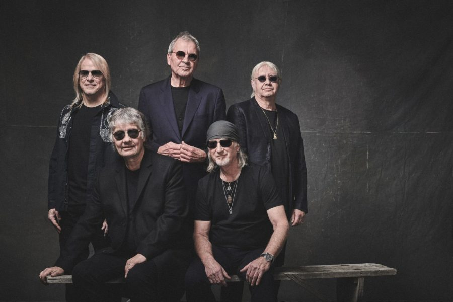 DEEP PURPLE Release Video For 'Nothing At All'