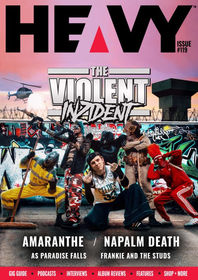 HEAVY Magazine / DIGI-MAG Issue #119