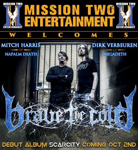 Members Of NAPALM DEATH And MEGADETH Form New Band