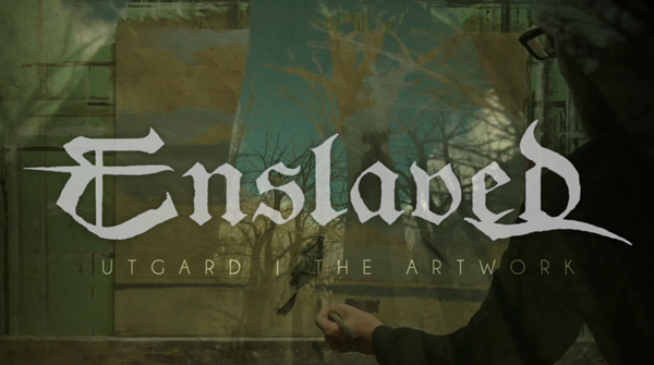 ENSLAVED Discuss Artwork Of Utgard And The Themes Explored On The Album