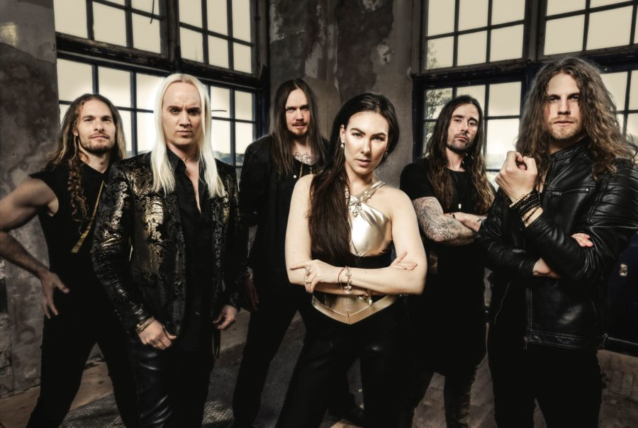 No Fear For AMARANTHE
