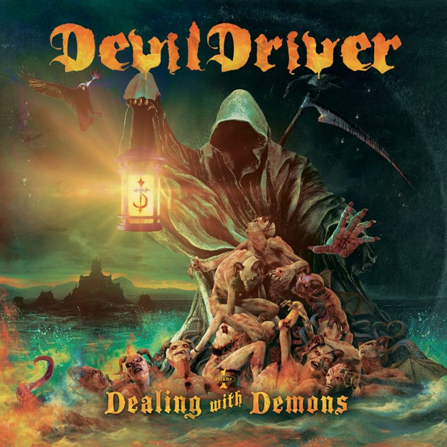 DEVILDRIVER Purge Their Demons
