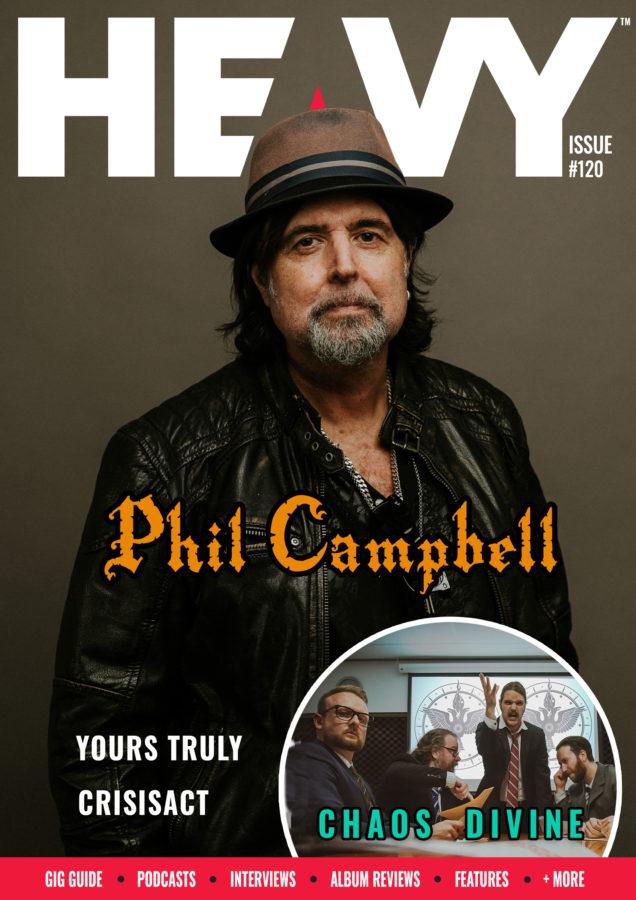 HEAVY Magazine / DIGI-MAG Issue #120