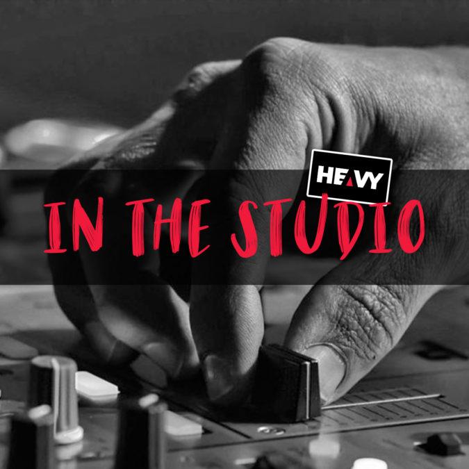 In The Studio graphic
