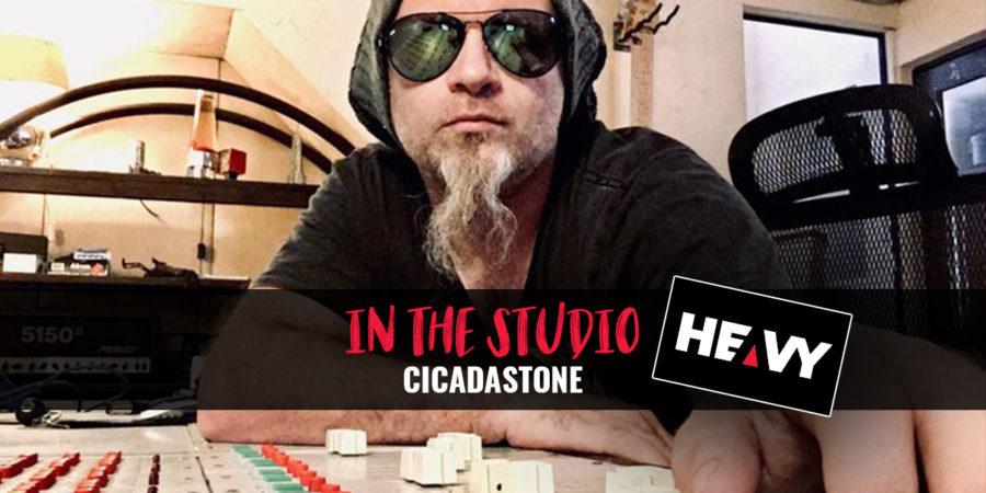 In The Studio #1: CICADASTONE