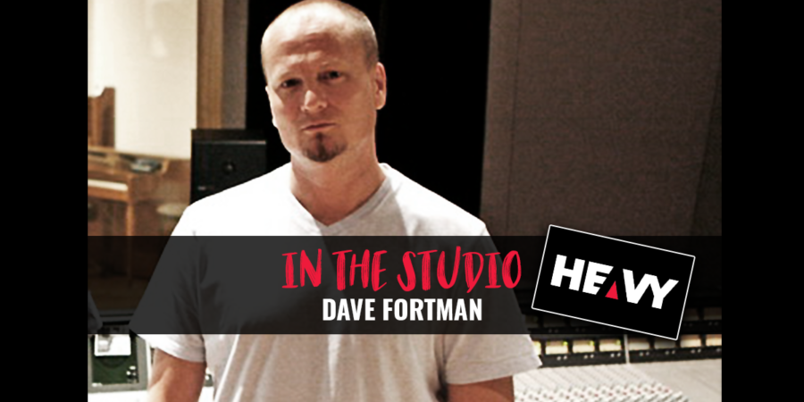 In The Studio #2 With DAVE FORTMAN