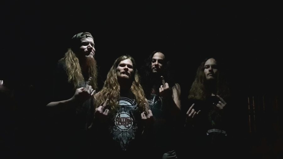 ODIUS To Release Debut EP