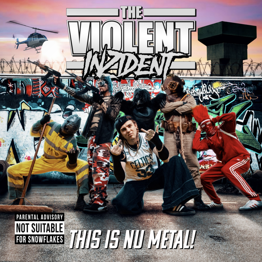 New Nu Metal Supergroup THE VIOLENT INZIDENT