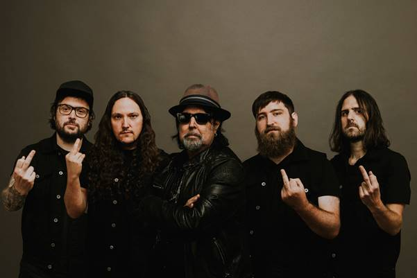 """PHIL CAMPBELL AND THE BASTARDS Release """"We're The Bastards"""""""