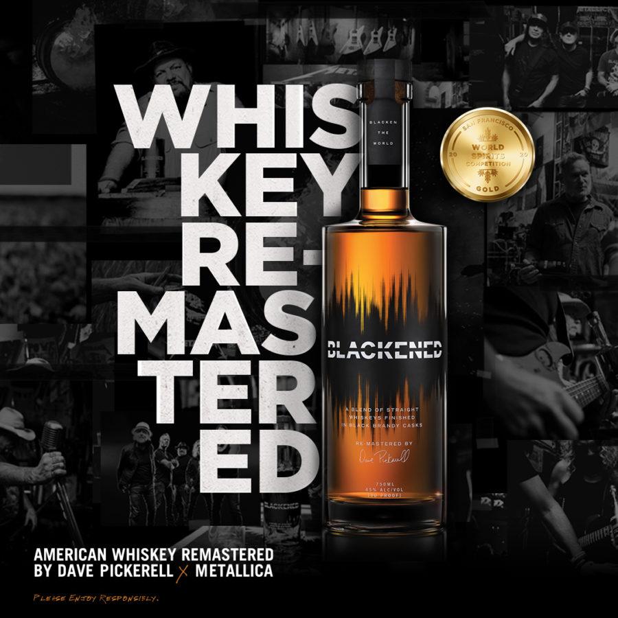 METALLICA's Blackened Whisky Coming To Australia Via GROGLORDS