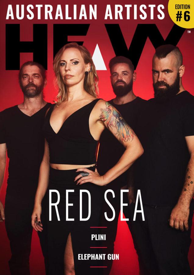 AUSTRALIAN ARTISTS Digi-Mag Issue #6